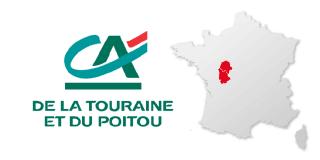 Notre mise à jour de la Caisse Régionale Crédit Agricole de la Touraine et du Poitou est en ligne