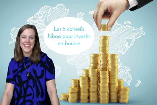 Nos conseils pour investir : nouvelle vidéo