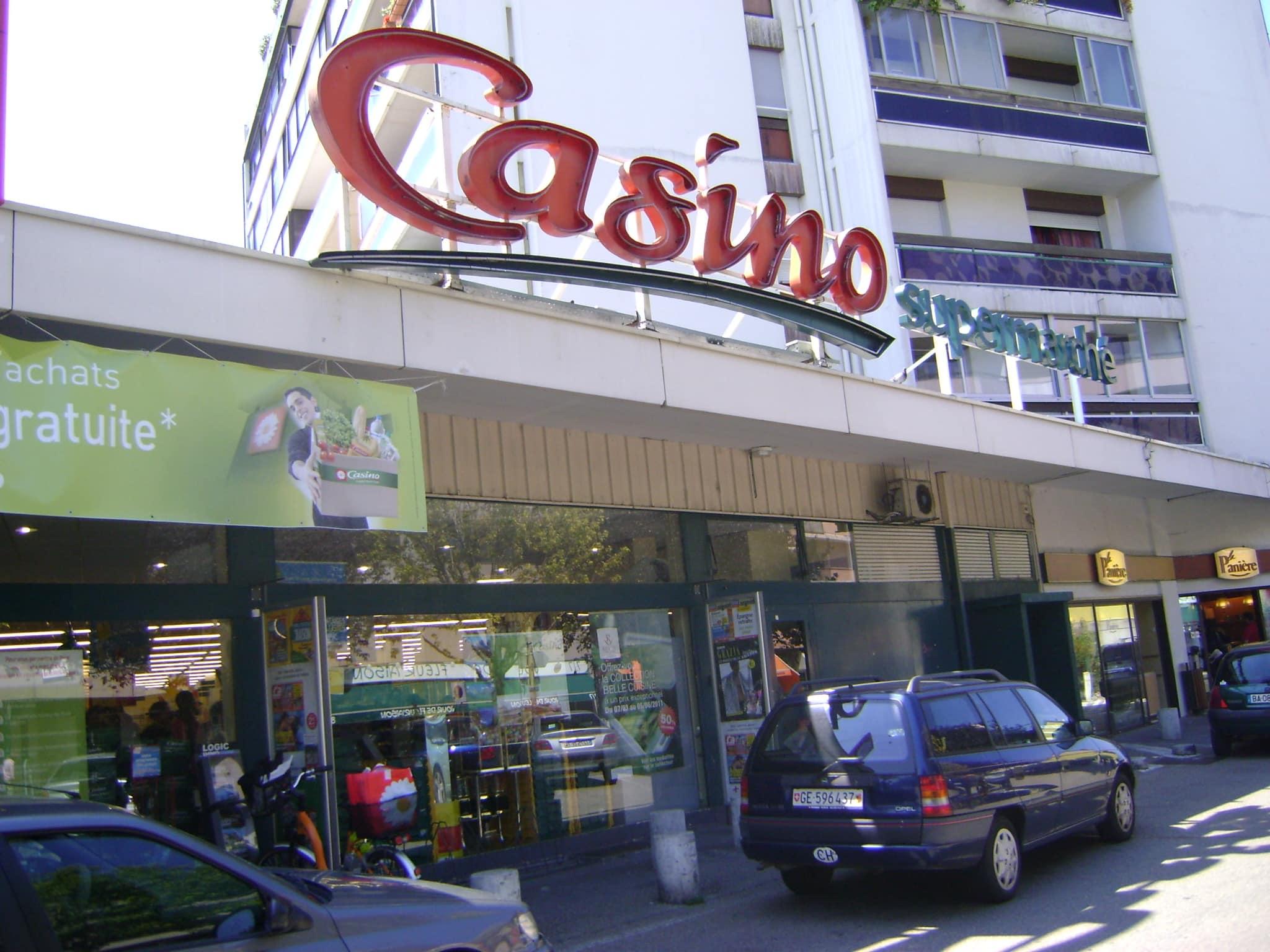 La mise à jour de Casino est en ligne.
