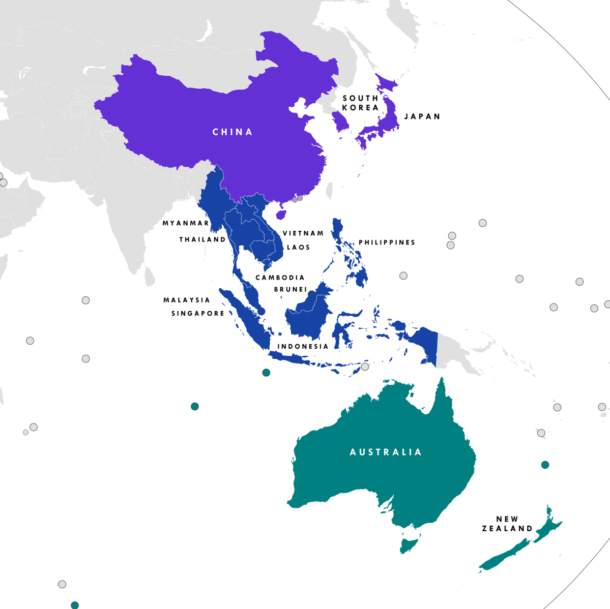 RCEP : En Asie-Pacifique, la Chine avance, les États-Unis reculent
