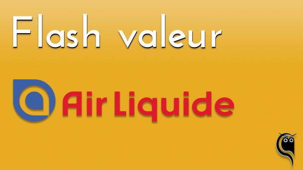 Flash Air Liquide – résultats 1er trimestre 2021