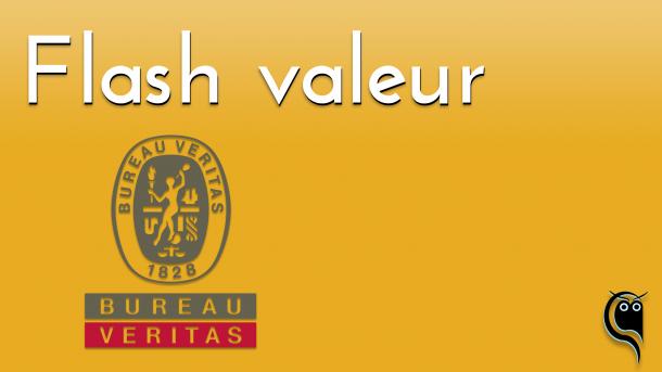 Flash Bureau Veritas – résultats 1er trimestre 2021