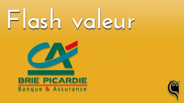 Flash Crédit Agricole Brie Picardie – résultats 1er trimestre 2021
