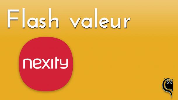 Flash Nexity – résultats 1er trimestre 2021