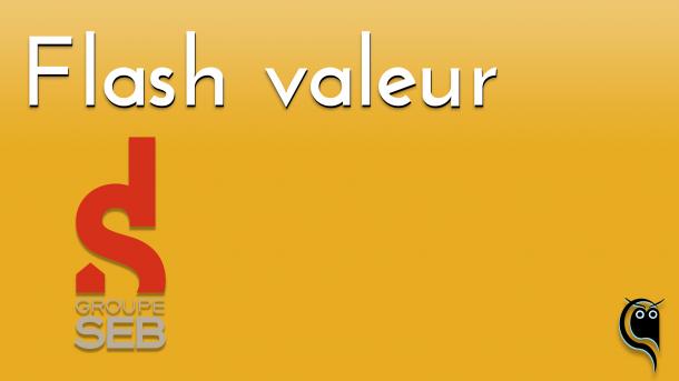 Flash SEB – résultats 1er trimestre 2021