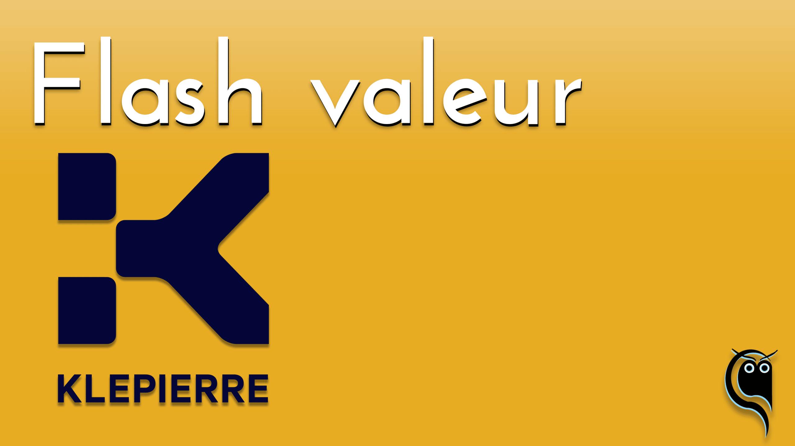 Flash Klépierre - résultats 1er trimestre 2021