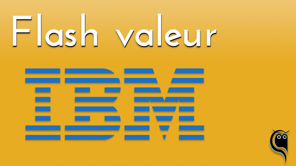 Flash IBM : résultats 2e trimestre 2021