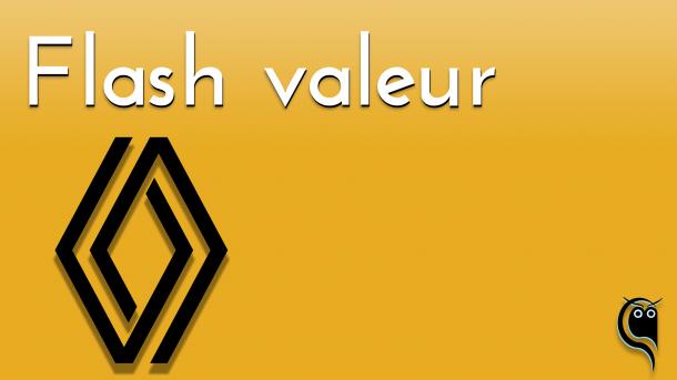 Flash Renault : après la baisse, faut-il acheter ?
